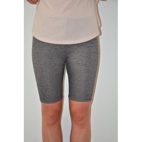 Legging short rose