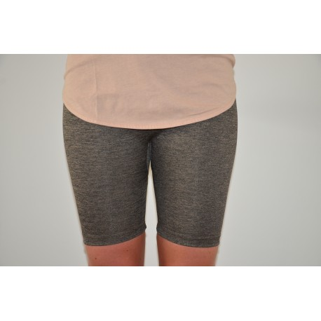 Legging short beige