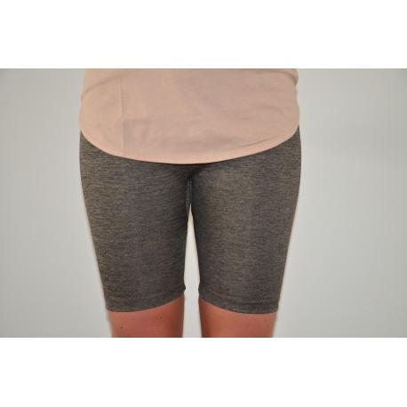 Legging short beige