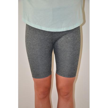 Legging short vert