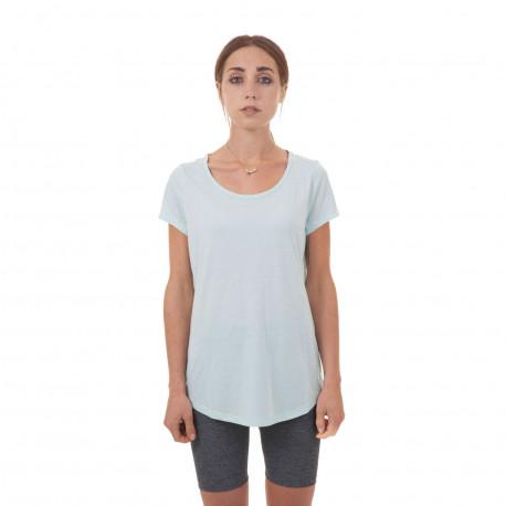 Tee-shirt long vert