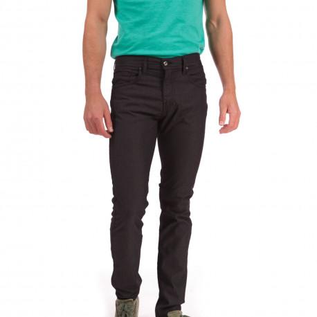 Pantalon de ville maille fantaisie