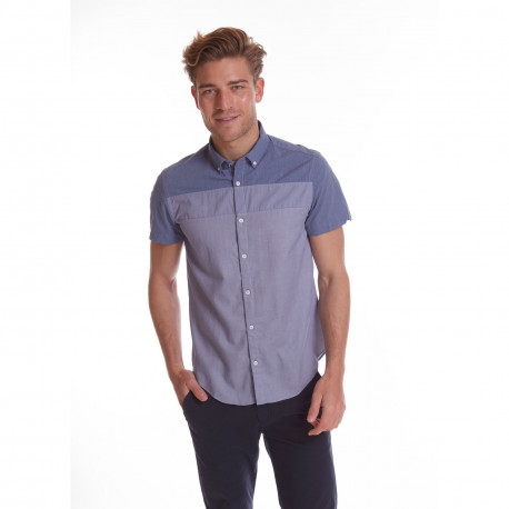 Chemise Manches courtes Jean