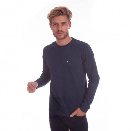 Tee shirt ML brodé
