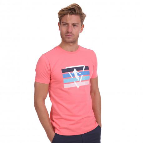 Tee shirt sport triangle