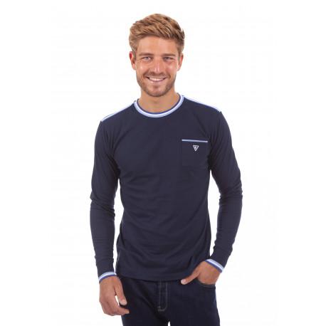 Tee shirt ML poche