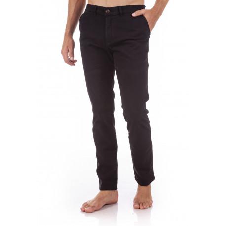 Pantalon chino uni