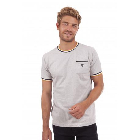 Tee shirt MC poche
