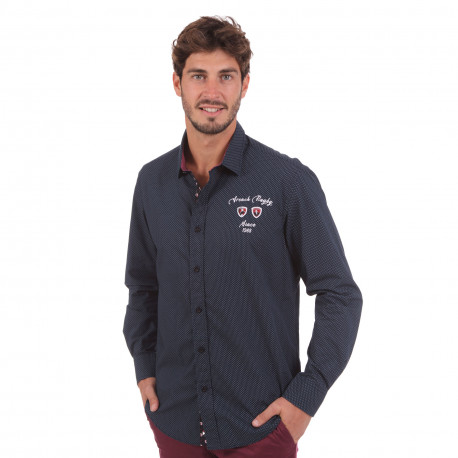 Chemise ML French Rugby