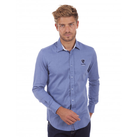 Chemise ML Rugby Heritage